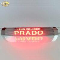 Led Rear Driving Lights For Toyota Prado 2015 2016 Led Brake Lights Rear Bumper Lamp Warning