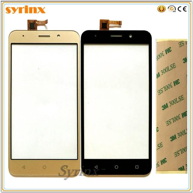 Syrinx משלוח 3 m קלטת Moible טלפון מגע מסך Digitizer עבור רטקס להרשים מזל פנל קדמי זכוכית עדשת חיישן מסך מגע