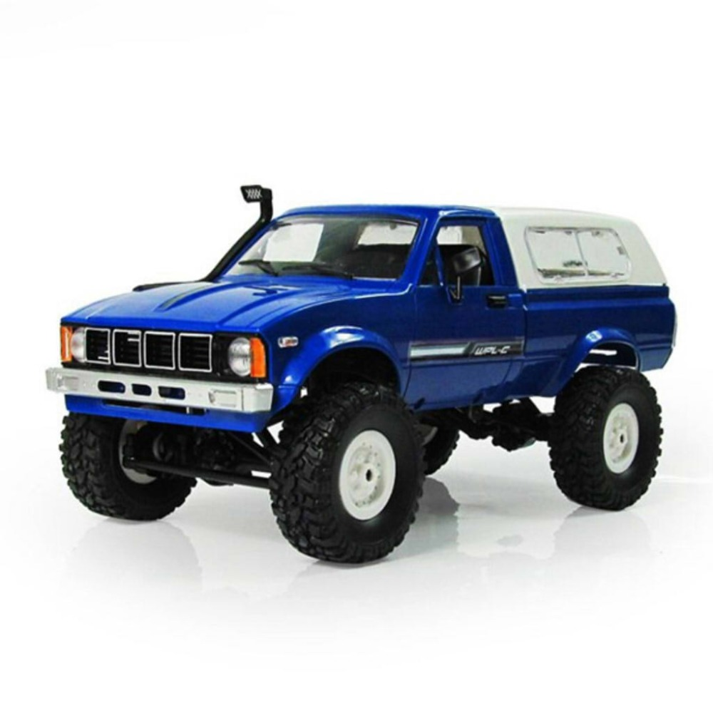 WPL C24 RC Car 1/16 4WD 2.4G 4CH Military Buggy Remote Control Crawler Off Road RC Car Boys Toy Gifts