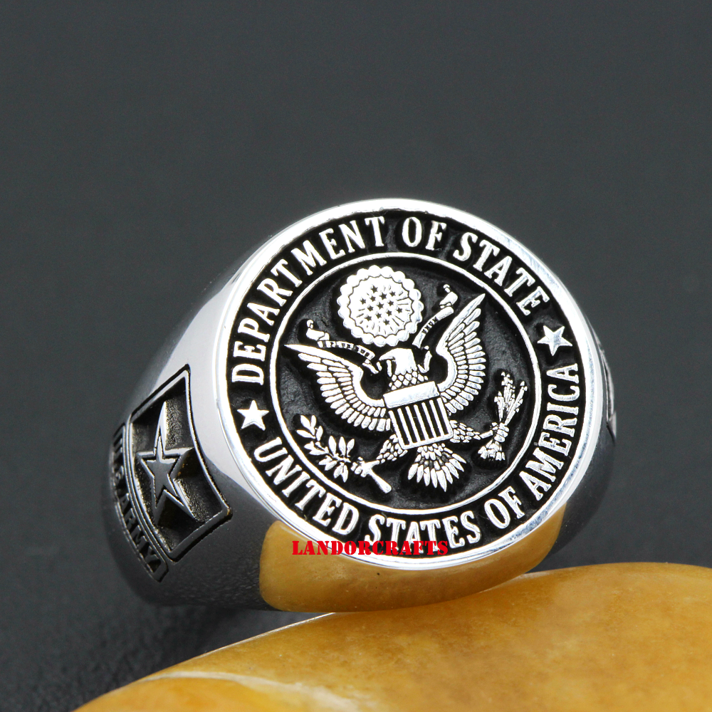 of pride rings military gold custom navy