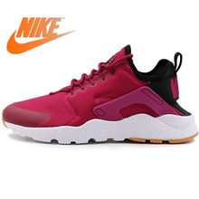 reputable site 7d877 fae1c Original 2018 NIKE Air Huarache Run Ultra Women s Running Shoes Breathable  Stability Outdoor Sports Low-