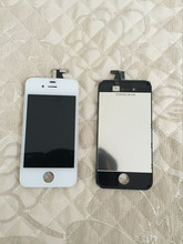 High quality  For iPhone4s LCD Display Touch Screen Digitizer Assembly Replacement LCD For iPhone4s Screen