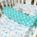 Free shipping Ins crib bed 100% cottotton 1pcs baby children Bedding set include duvet cover 110X130cm without filling