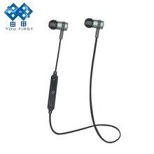 Горячие Продажи Беспроводные Bluetooth Наушники Спорт Стерео Наушники Наушники Bluetooth 4.1 Динамик С Микрофоном Для iphone6 7 xiaomi