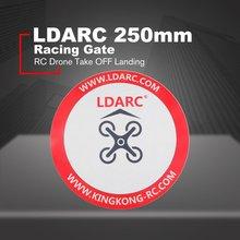 LDARC 250 мм гоночный фартук снимается посадка для крошечных R7 6X 7X 8X ET серии FPV RC Дрон Квадрокоптер игра, соревнование RC части