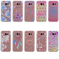 TAOYUNXI Cases Covers For Samsung Galaxy S6 Edge G9250 G925A G925F G925FQ G925I G925K G925L G925S G925T G925 Case Bag Housing