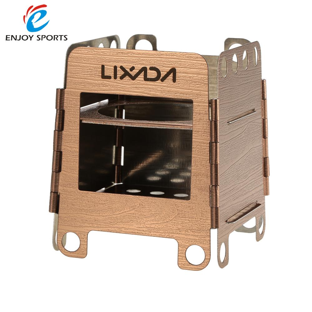 Lixada Lightweight Folding Wood Stove Pocket Folding Wood Stove Alcohol  Stove Outdoor Cooking Camping Portable Stainless - Online Get Cheap Folding Wood Stove -Aliexpress.com Alibaba Group