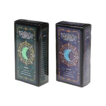 Hot Sell Student Tarot Cards With Colorful Box Mysterious Di