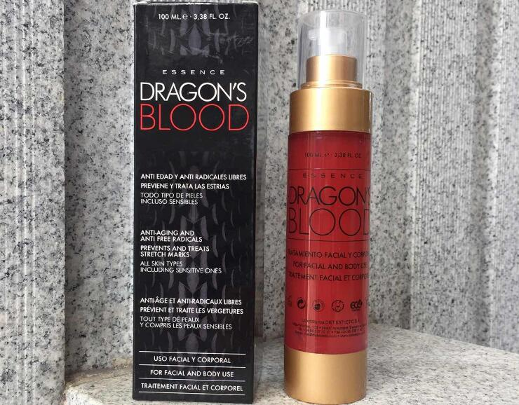 Diet Esthetic dragon's blood serum AGE essence 100ML nourishing and moisturizing anti-aging цена 2017