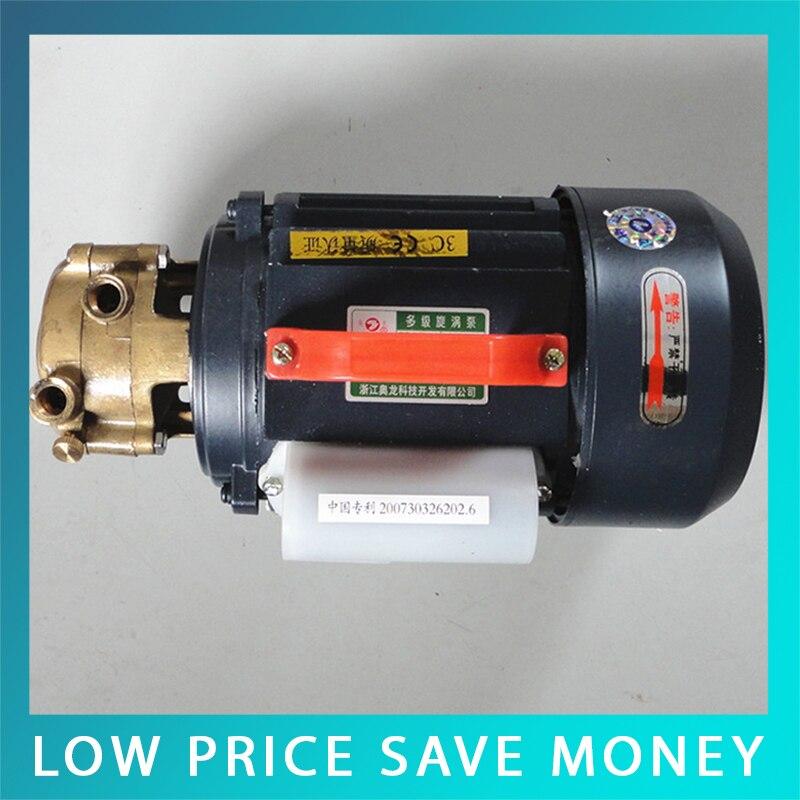 Pompe à eau centrifuge à plusieurs étages de 1/4 W-380V pompe à eau 380 V