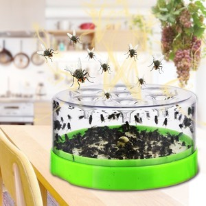 Image 3 - Effective Flytrap Pest Control Killer for Hotel Restaurant Home Indoor Automatic Artifact Caught Fly Killer Insect Traps insect