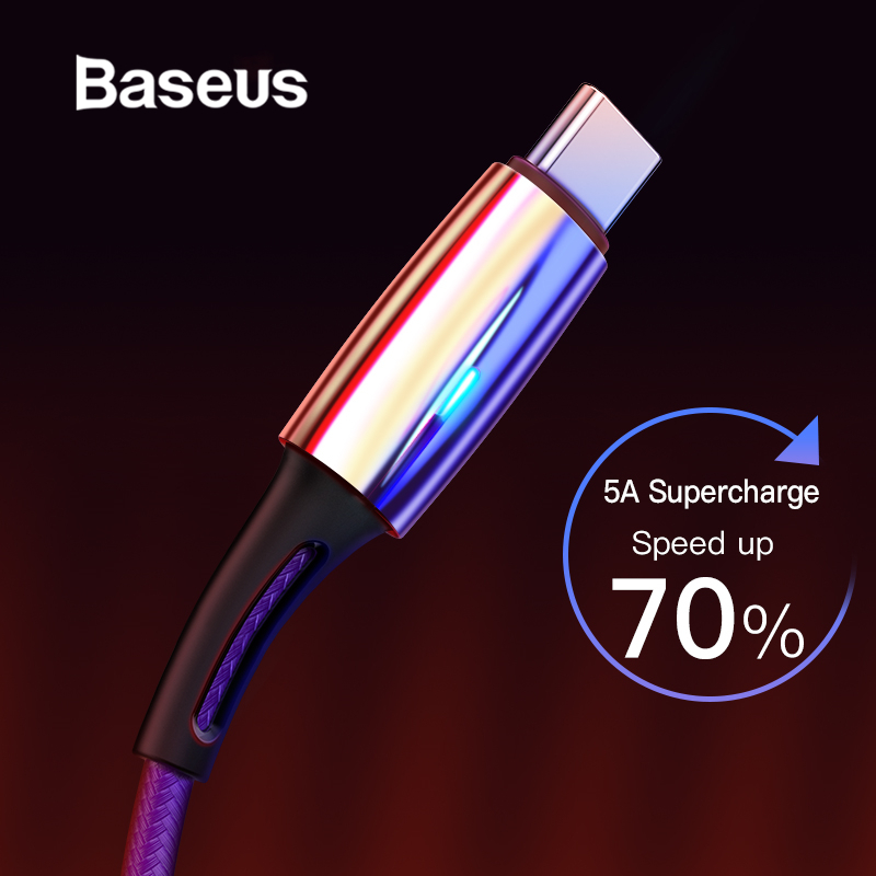 US $2.49 40% OFF|Baseus Quick Charge USB C Type C Cable 5A for Huawei Lite Pro USB Charging Cable for Huawei P20-in Mobile Phone Cables from Cellphones & Telecommunications on Aliexpress.com | Alibaba Group