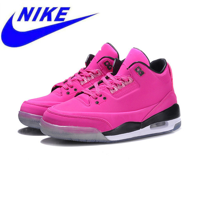 c1ebee2d82ac8 Original Nike Air Jordan III Retro 216 Breathable Basketball Shoes  Sneakers