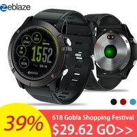 Zeblaze VIBE 3 HR / VIBE 3 PRO Smartwatch Men Durability Waterproof Smart Watch Wearable Long Standby Battery Heart Rate Monitor
