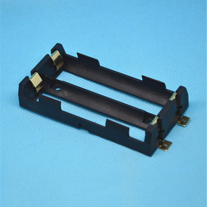 Image 4 - Dual 18650 Battery Cell Holder SMD Bronze Pins Shell Case Box Tab Dual Double