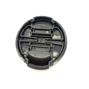 Image 3 - 30pcs/lot High quality 40.5 49 52 55 58 62 67 72 77 82mm center pinch Snap on cap cover for SONY camera Lens