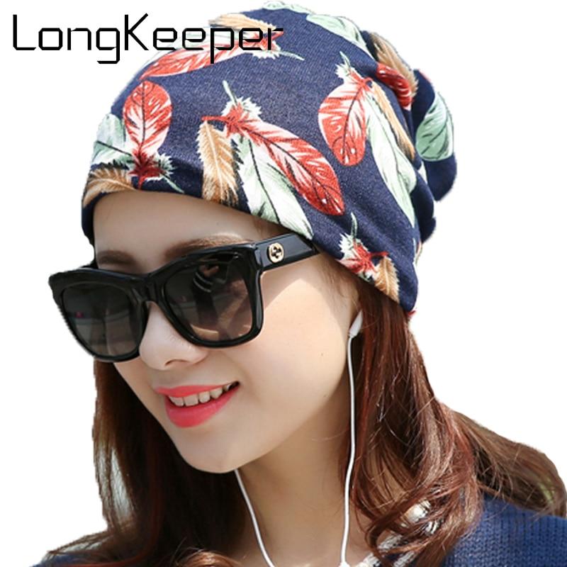 Fashion Women   Skullies     Beanies   Girls Hats Scarf Winter Thicken Cotton Knitted Hats Casual Elegant Warm Caps   Beanies     Skullies