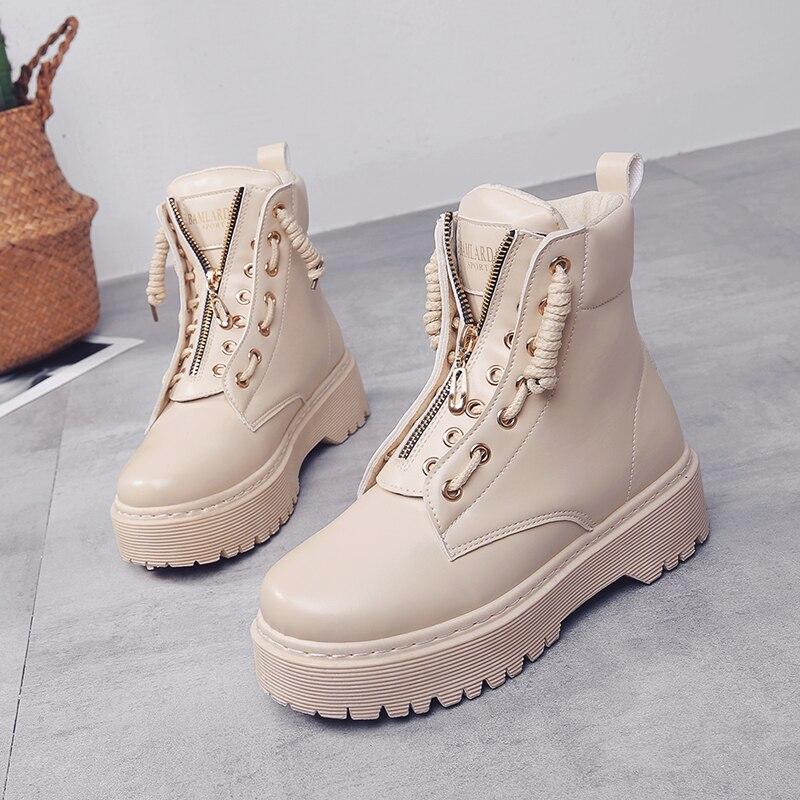 Noir femmes baskets 2018 hiver automne talons hauts dames chaussures décontractées femmes compensées plate-forme chaussures femme épais bas formateurs