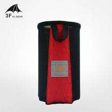 3F UL GEAR Outdoor Travel Water Bottle Bag Portable Bag Exte