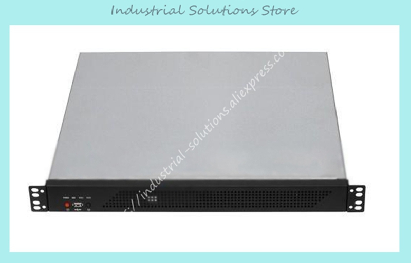 New 1U420 Server Computer Case Industrial Computer Case Length 420mm new computer case firewall ultra short 1u 420mm