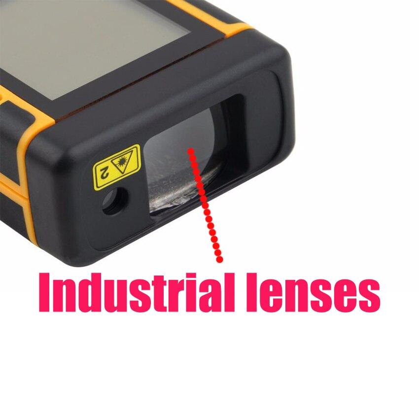 Standardowy w branży dalmierz laserowy 150 m Miernik laserowy - Przyrządy pomiarowe - Zdjęcie 5