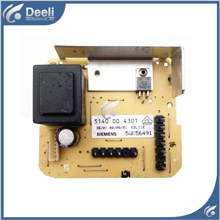 95% new used for refrigerator Computer board 5140004301 5WK56491 Power Supply Board good working 95% new used for refrigerator computer board h001cu002