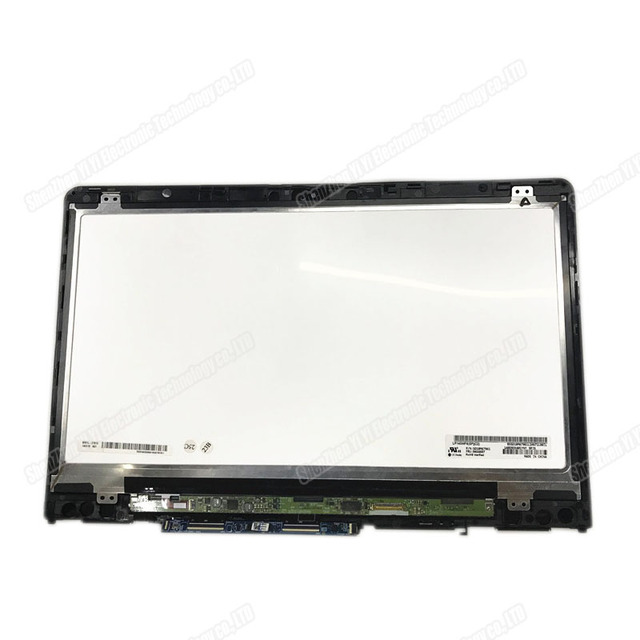 US $110 0 |For HP PAVILION X360 14M BA 14 ba series Touch LED Screen  Replacement with frame bezel 14