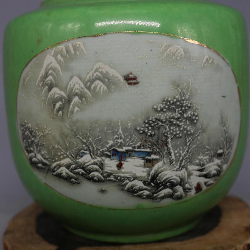 Home Decorators Collection Coupon Free Shipping: Rare SongDynasty(961 1275)Jingdezhen Kiln Jar,Snow