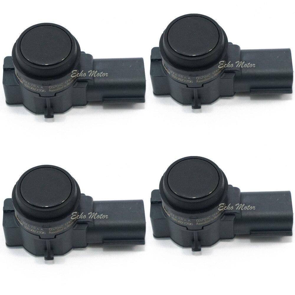 New 4pcs PDC Parking Aid Bumper Object Sensor Radar Reverse Assist  for Chrysler 1UT50DX8AA 0263023637  цены