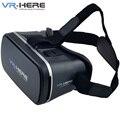 VR-HERE Гарнитуры VR Виртуальная Реальность 3D Очки Версии 2.0 для 3.5-6.0 дюймов Смартфон Бесплатная Доставка 12003354