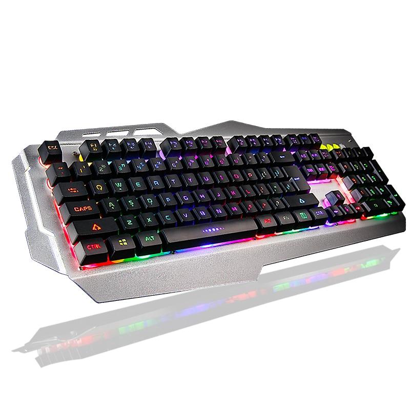 Notebook external keyboard cable Jedi survival machine backlight game desktop computer health disk
