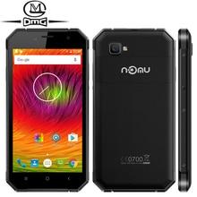 """Nomu S30 IP68 Étanche antichoc Mobile Cellulaire Téléphone 4G RAM 64G ROM MTK6755 Octa Core 13MP 5000 mAh batterie 5.5 """"FHD Smartphone"""