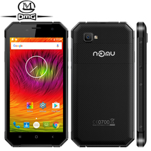 "Nomu S30 IP68 A Prueba de agua a prueba de choques Móvil 4G RAM 64G ROM MTK6755 Octa Core 13MP 5000 mAh batería 5.5 ""FHD Smartphone"