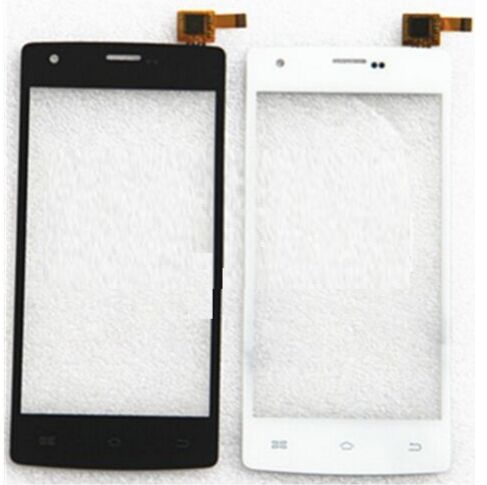 Original New 4.7 keneksi Dream touch screen digitizer glass touch panel Sensor Replacement Free Shipping keneksi flash black
