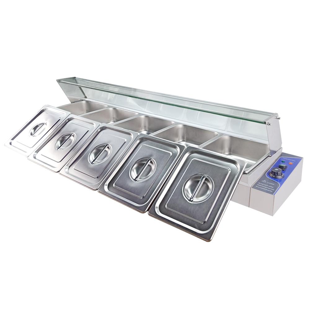 Best Price Electric Pool Soup Commercial Insulation Deep Soup Stove For Catering Equipment Food Warming