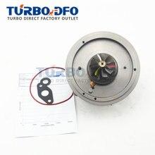 Hot cartucho turbina peças kit núcleo conj para BMW 318D (E90/E90N/E91/E91N) 2008-N47D20A (Euro 4) 143 HP turbochargr CHRA