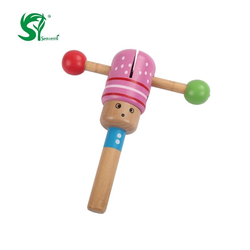 Wooden Toys for children Rattle Hammer Kids Toys Child ...