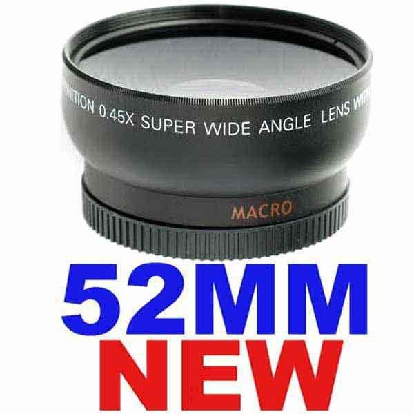 Pour Neewer Objectif 52 Sac Grand 45x 0 Macro Angle Mm q14zvqg