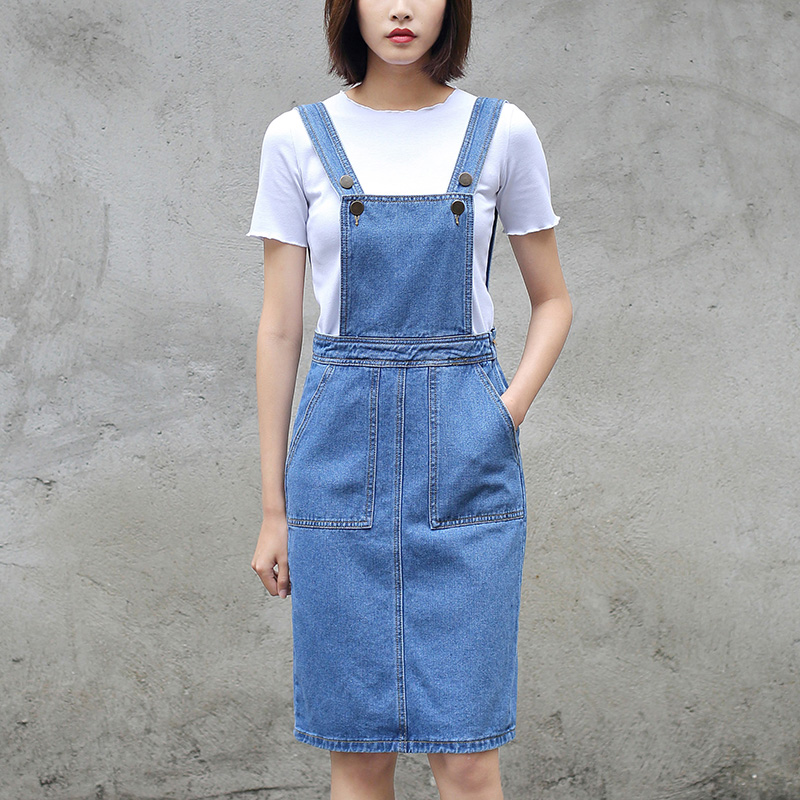 Online Get Cheap Jeans Skirts for Women Knee Length -Aliexpress ...