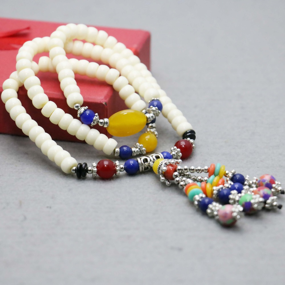 6mm Accessory Craft Crystal Bracelet Pendant Chalcedony Stones Balls Gifts Production Jewelry Classic Bracelet Fitting Female