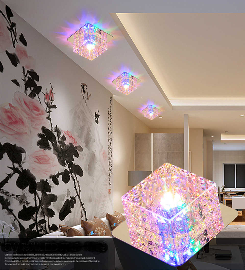 LED Ceiling Lights, Light Surface