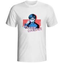 Cool Cooler Coolest T Shirt Sakamoto Desu Ga Pop Punk Fashion T-shirt Funny Creative Unisex Tee
