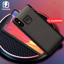 6800mAh Battery charger case for xiaomi mi 8 Battery phone c