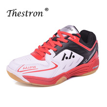 2019 Thestron Children Badminton Shoes Comfortable Boys Trainers Lightweight Girls Athletic Spring Autumn Court Sneakers