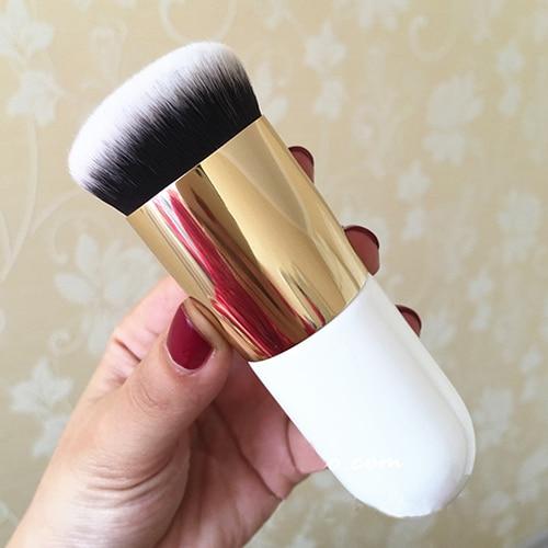 New Arrival 1 PC Pro BB Foundation Brush Face Brush Blush Makeup Cosmetic Tool Powder Brush 8YAM