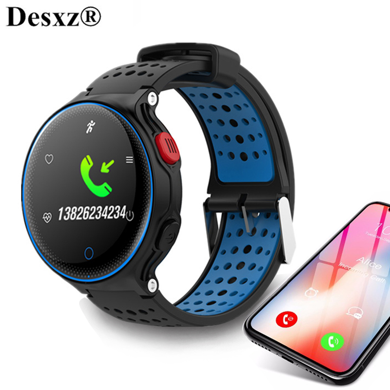 Smart watch color screen Bracelet sports bluetooth band fitness bracelet Heart Rate Monitor Sports Waterproof swimming Men Women