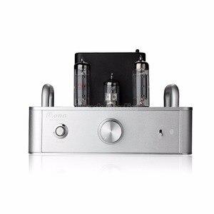 Image 2 - Douk Audio Hi Fi 6P14 (EL84) tubo a vuoto Amplificatore Bluetooth Classe Single Ended UN Amplificatore Stereo di Potenza 4 W * 2