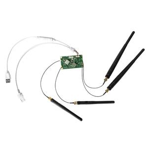 Image 4 - VONETS VM5G cao cấp không dây 1200 M 5.8G Wifi 2 băng tần Mô đun thang máy giám sát video HD chuyên dụng điểm điểm điểm transmiss