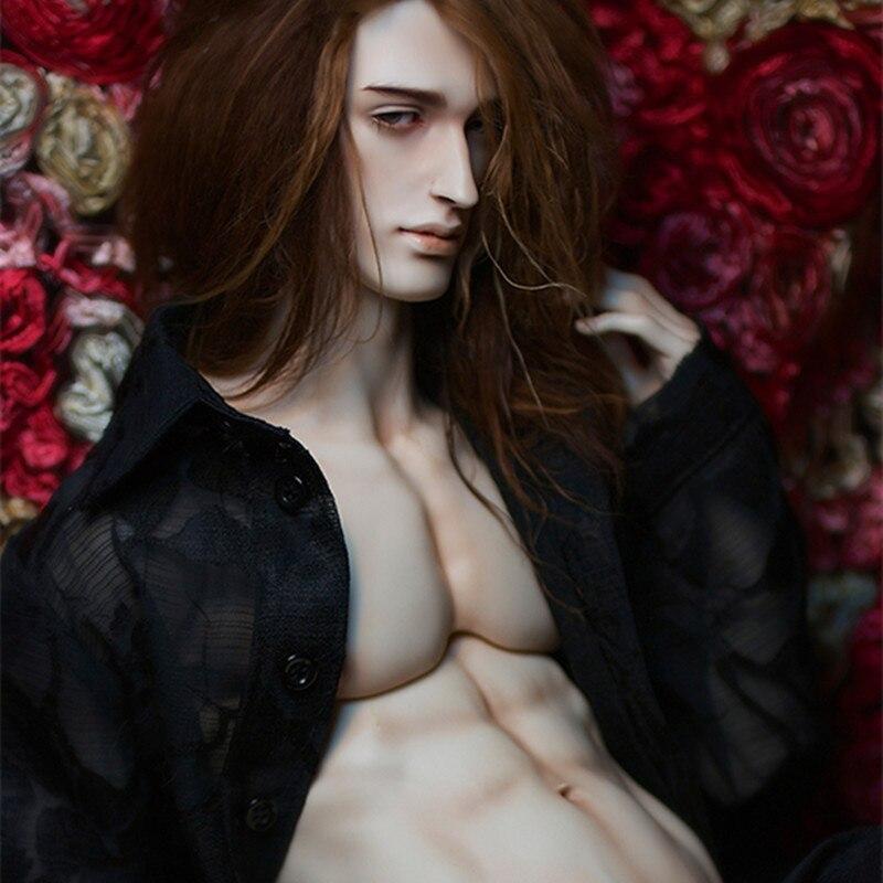 Bjd sd poupées artisanat DAVID KUNCCI 1/4 modèle reborn filles garçons Haute Qualité Livraison yeux