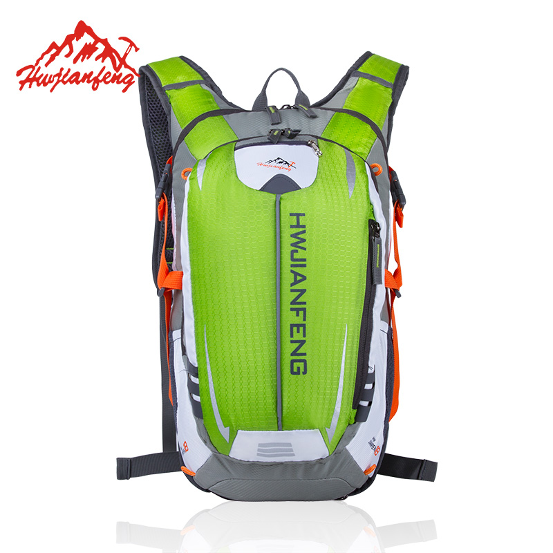 New 18L Waterproof Rucksack Hiking Bag Outdoor Cycling Camping Climbing Sports Backpack Camelback 2L Water Bag